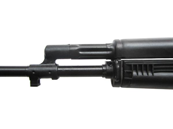 2)Обзор пневматического автомата Юнкер 4 длинный (АК - 103)
