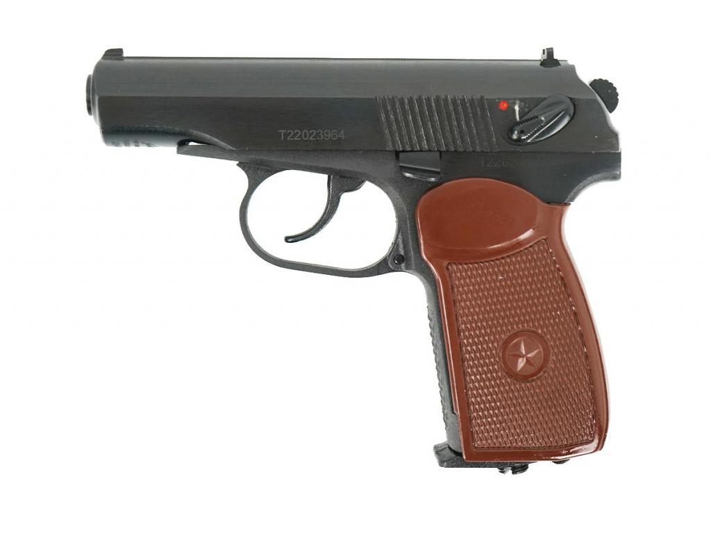 5)Сравнение пневматических версий пистолета Макарова