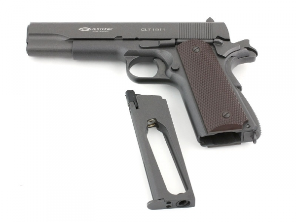 6)Gletcher CLT 1911 4,5 мм