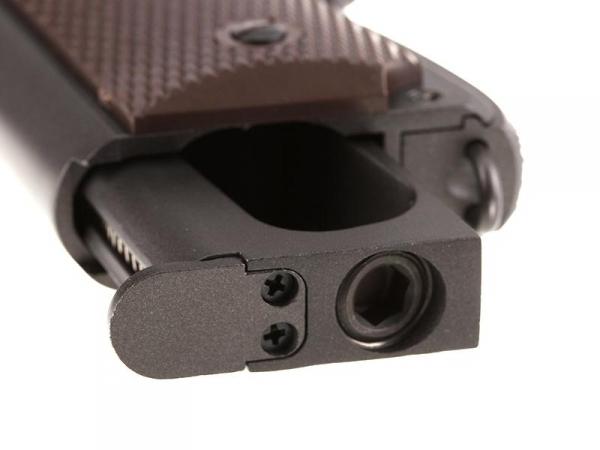 7)Gletcher CLT 1911 4,5 мм
