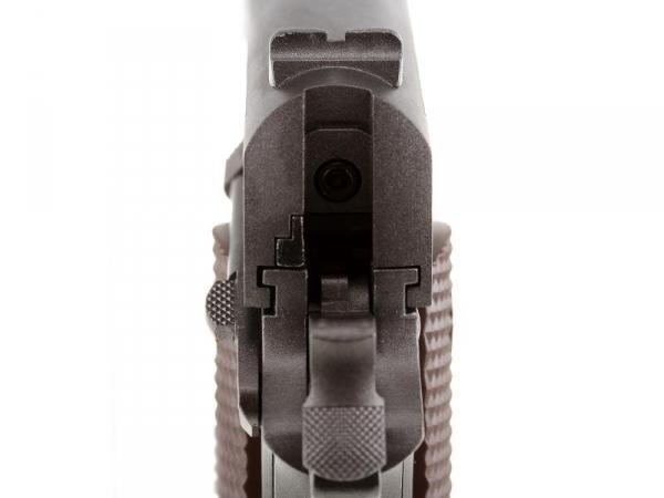 5)Gletcher CLT 1911 4,5 мм