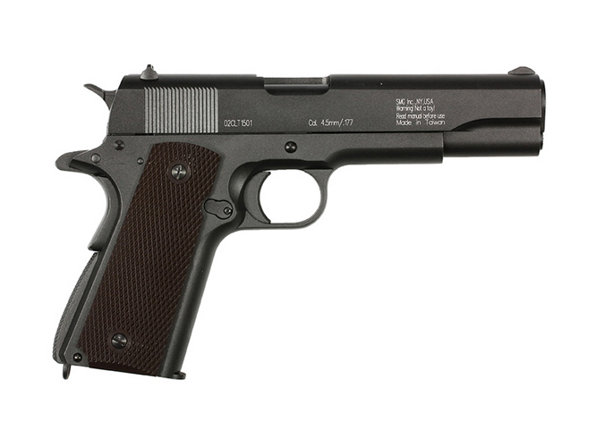 2)Gletcher CLT 1911 4,5 мм