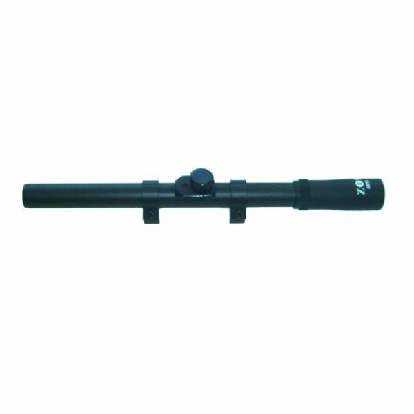3)Оптический прицел для пневматической винтовки