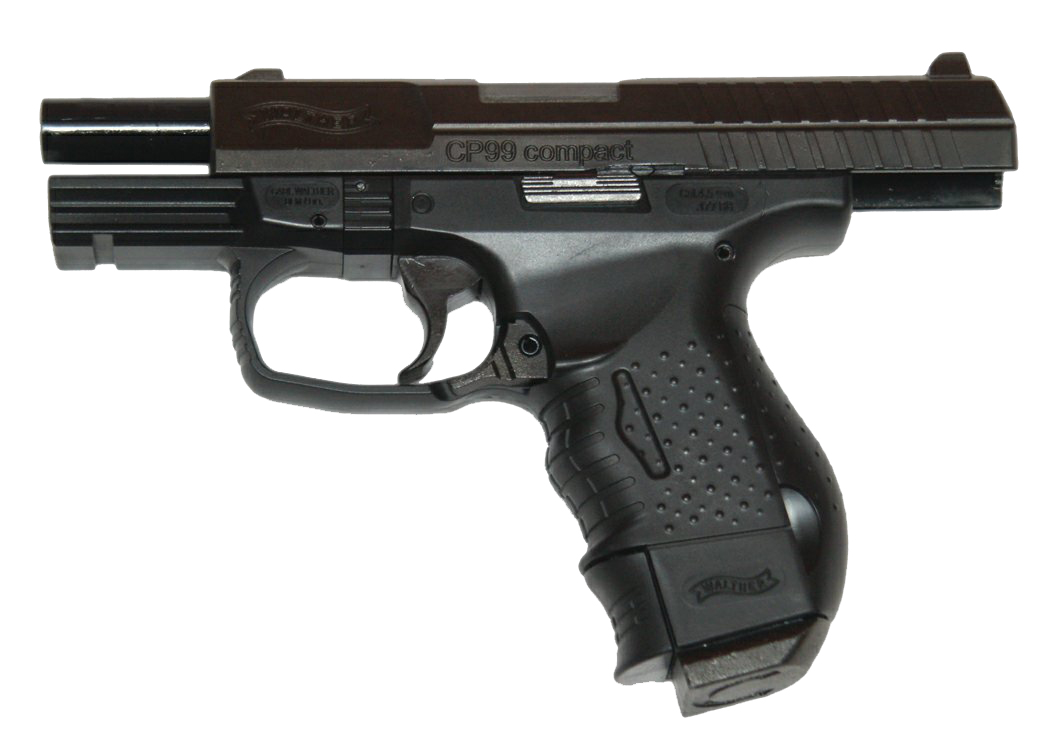 3)Walther CP99 Compact