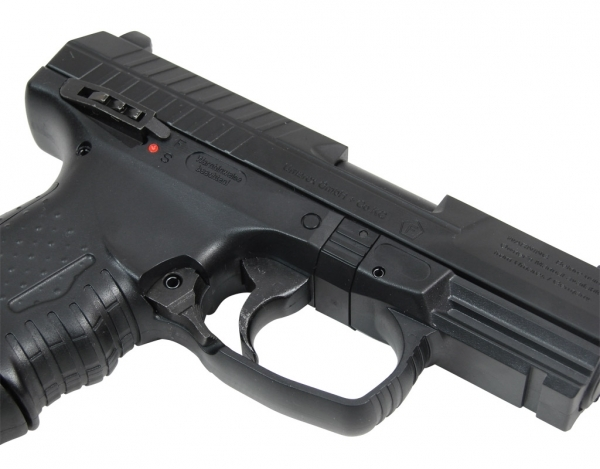 4)Walther CP99 Compact