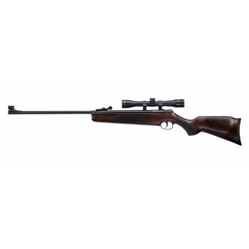 Пневматическая винтовка Umarex Hammerli Hunter Force 600 Combo 4,5 мм (переломка, дерево, прицел 4x32)