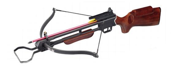 4)Арбалет винтовочного типа Yarrow Model H