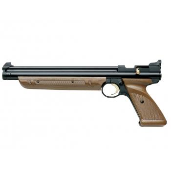 5)Выбираем пневматический пистолет!