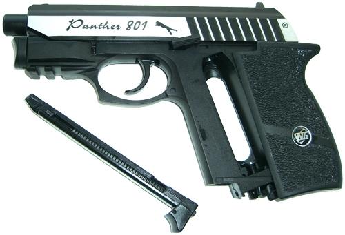6) Borner Panther 801