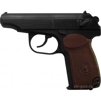 Сигнальный пистолет МР-371-03 (коричневая рукоять)