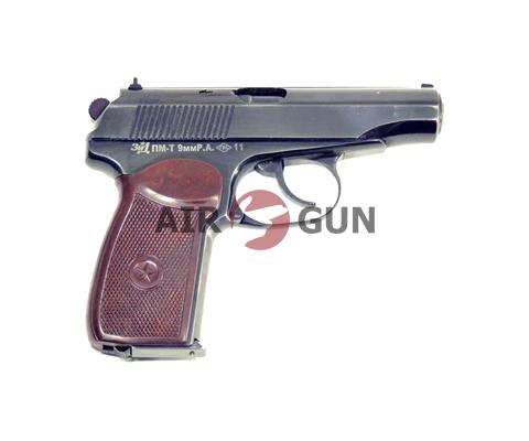Травматический пистолет ПМТ (50 Дж) 9 мм P.A.. Доставка по России