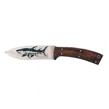 Нож туристический Акула-2