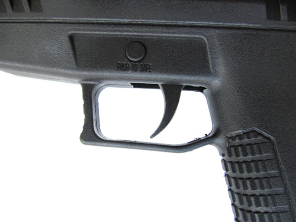 4)Пневматический пистолет Crosman Benjamin Trail NP