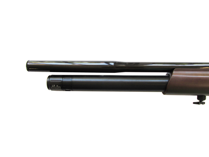 6)Пневматическая винтовка Hatsan Galatian1 Carbine 4,5 мм