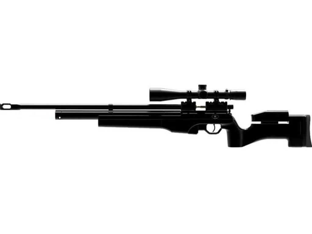 2)Пневматические винтовки Ataman