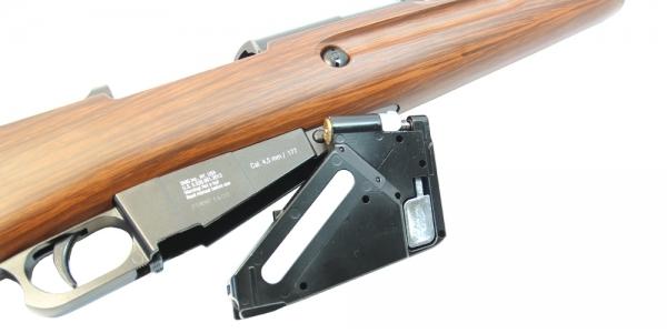 5)Новинка Gletcher M1891