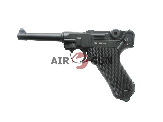 Пневматический пистолет Gletcher Parabellum 4,5 мм