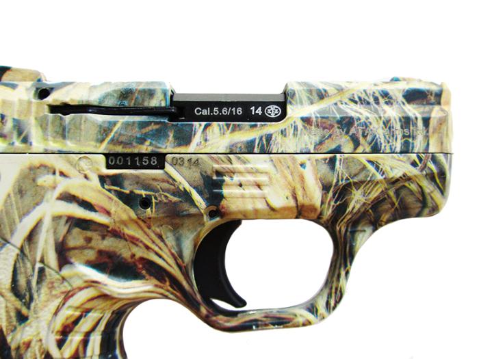 4)ВНИМАНИЕ! Новинка air-gun - сигнальный пистолет STALKER