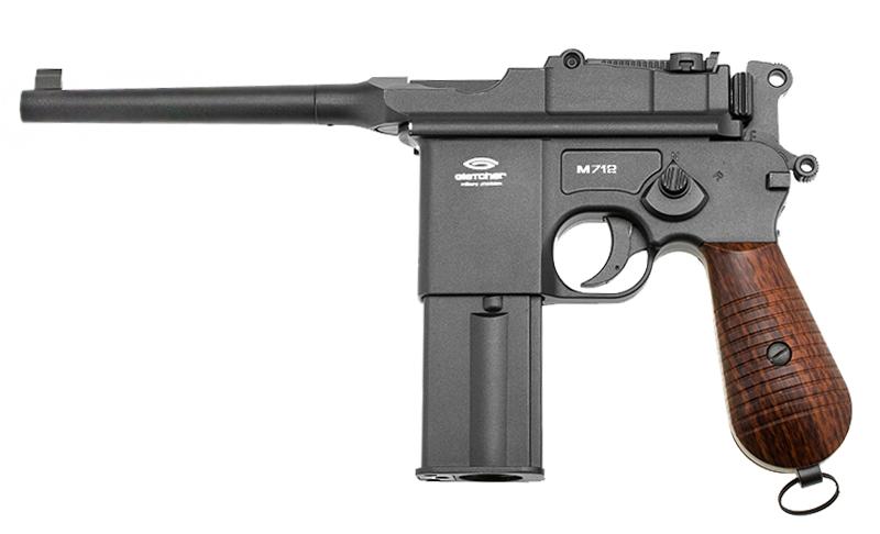 1)Gletcher M712