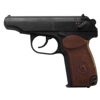 Сигнальный пистолет МР-371-02 (коричневая рукоять)