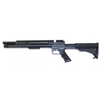 Пневматическая винтовка RAR VL-12 Булл-пап удлиненный 5,5 мм (ствол Crosman США)