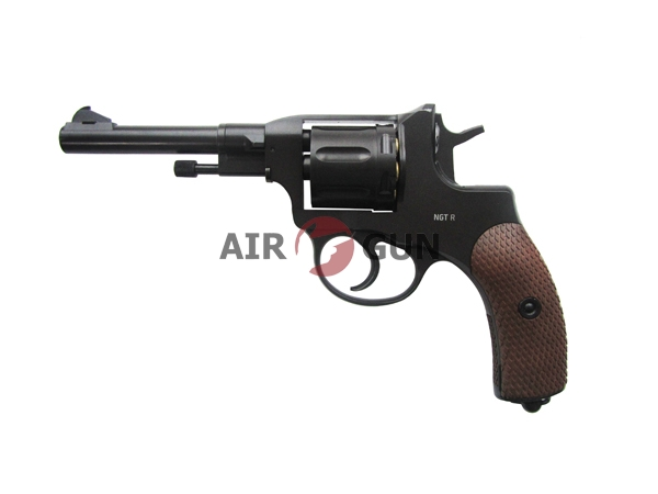 Пневматический пистолет Gletcher NGT R Black 4,5 мм