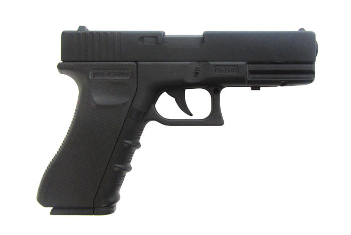 1)Пневматический пистолет Stalker S17G (аналог Glock17) металл