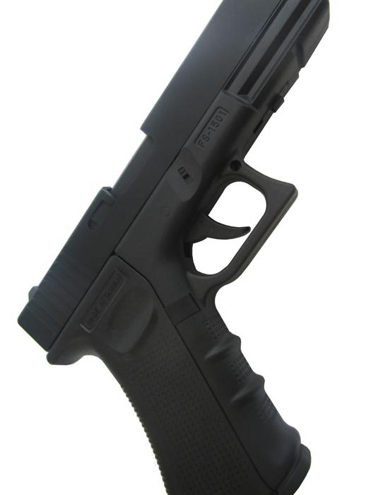 4)Пневматический пистолет Stalker S17G (аналог Glock17) металл