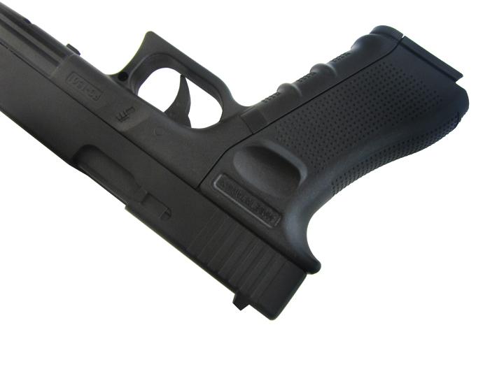 3)Пневматический пистолет Stalker S17G (аналог Glock17) металл