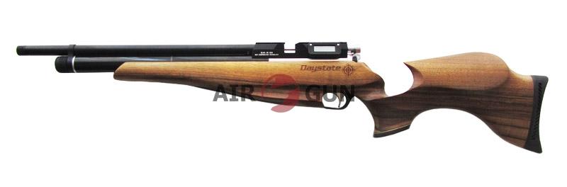 1)Пневматическая PCP винтовка Daystate MK 4 R IS (дерево) 5,5 мм