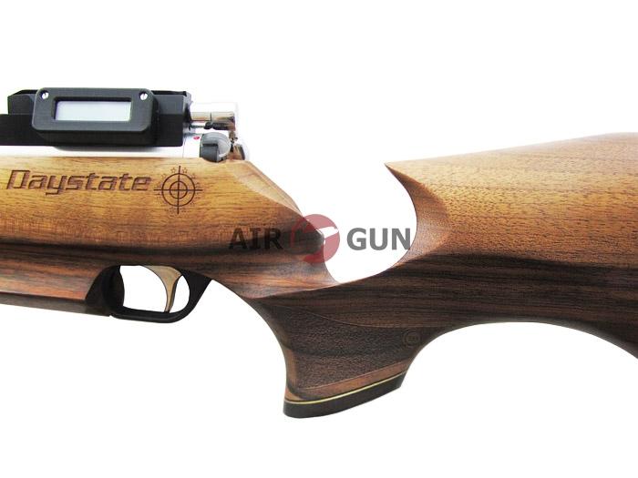 5)Пневматическая PCP винтовка Daystate MK 4 R IS (дерево) 5,5 мм