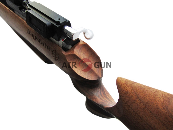 3)Пневматическая PCP винтовка Daystate MK 4 R IS (дерево) 5,5 мм
