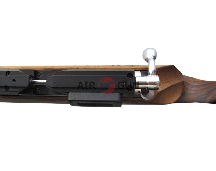 4)Пневматическая PCP винтовка Daystate MK 4 R IS (дерево) 5,5 мм