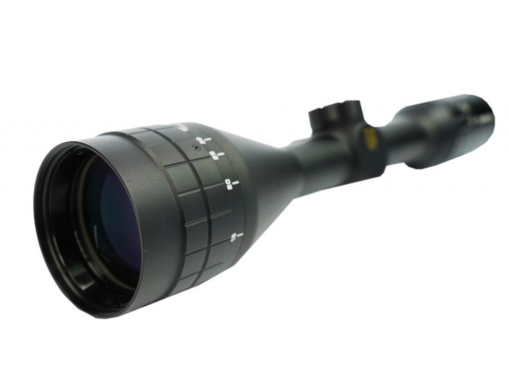 Оптический прицел Nikko Stirling серии Panamax 3-9х50 сетка halfmil-dot без подсветки, +20% к углу обзора, 26 мм (все калибры)