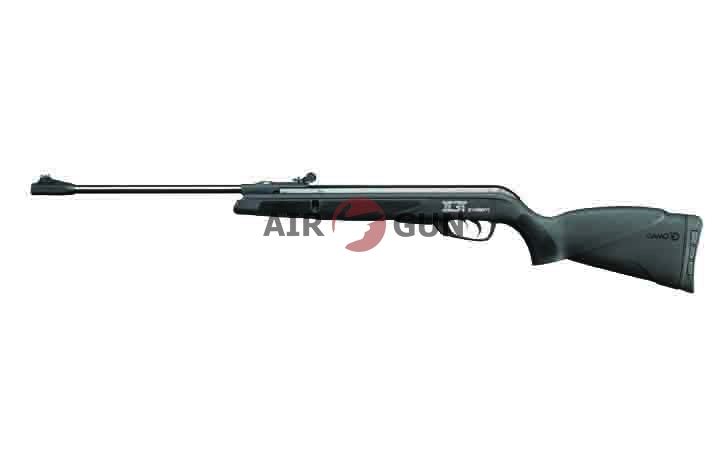 Пневматическая винтовка Gamo Black Shadow IGT 3J 4,5 мм (переломка, пластик)