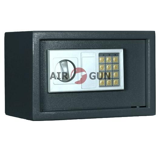 Шкаф пистолетный ШМ-20Э (черный)