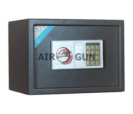 Шкаф пистолетный ШМ-23Э (черный)
