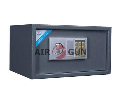 Шкаф пистолетный ШМ-25Э (черный)