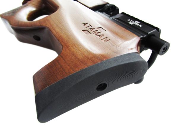 5)Пневматическая винтовка Булл-пап Ataman M2R (Дерево) 5,5 мм (до 3 Дж) (415/RB)