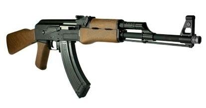 1)Пневматический автомат Swiss Arms Kalashnikov AK47 Air - gun promo