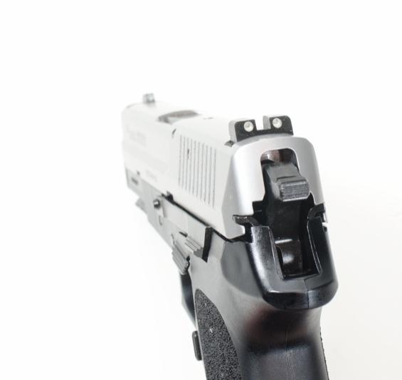 3) Swiss Arms SIG SP2022 Dual tone