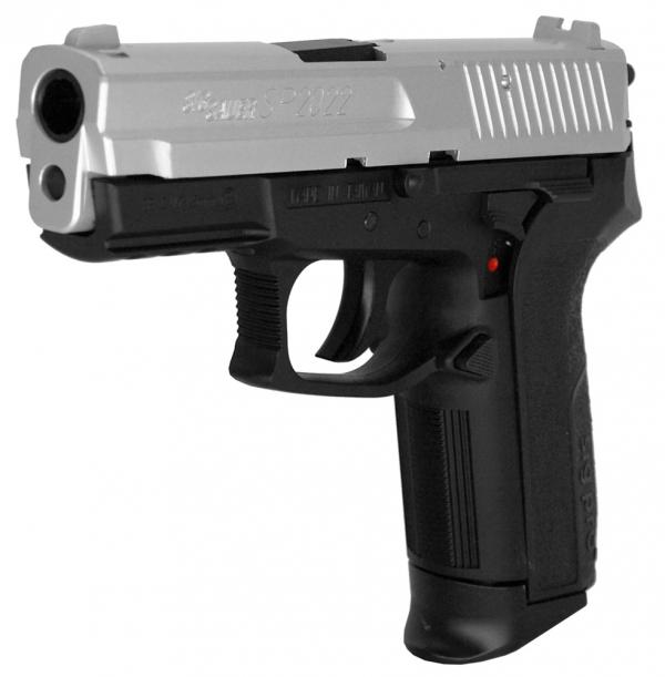 2) Swiss Arms SIG SP2022 Dual tone