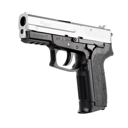 4) Swiss Arms SIG SP2022 Dual tone