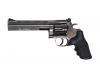 Пневматический револьвер ASG Dan Wesson 715-6 steel grey пулевой 4,5 мм