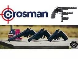 Револьверная тройка от Кросмана