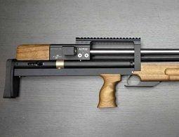 Всё о сверхмощной PCP-винтовке ADR20 – Новости AIR-GUN.RU
