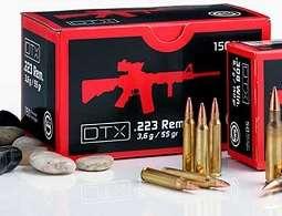 Винтовочные и пистолетные патроны GECO DTX для спортивной стрельбы - баланс цены и качества – Новости AIR-GUN.RU
