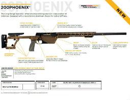 Новая винтовка Sig Sauer 200PHOENIX – Новости AIR-GUN.RU