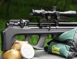FX Airguns представили новую РСР-винтовку FX Wildcat MkIII – Новости AIR-GUN.RU