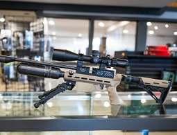 Пневматическая винтовка HM1000x Chassis Rifle – Новости AIR-GUN.RU